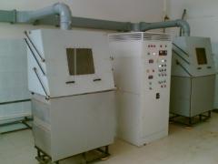 Встановлення електролітно-плазмового полірування з Білорусі