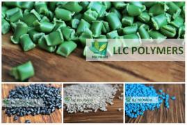 Вторинна гранула поліетилену, поліпропілену, полістиролу
