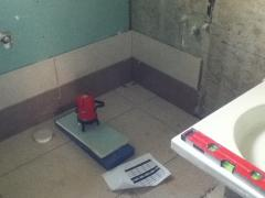 Видалення фарби з бетонних поверхонь