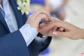 Виїзна весільна реєстрація.Ведуча церемонії -Катрич Тетяна
