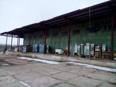 Warehouse complex for sale 990 m2 in Kerch