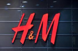 Workers at the warehouse brand clothing H&M (Poland)