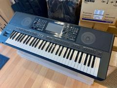 Yamaha PSR-SX900, Yamaha Genos 76-Key, Korg Pa4X , Korg PA-1000
