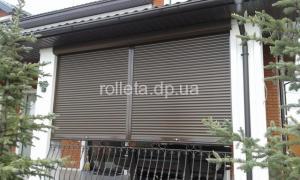 Захисні ролети Дніпро rolleta.dp.ua ремонт ролет Дніпро