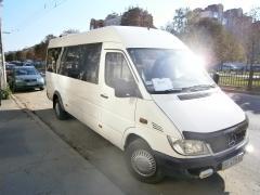 Замовлення мерседес спринтер, перевезення мікроавтобусом 18 місць
