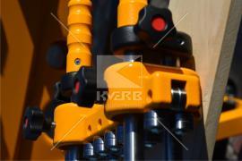 Згинальний інструмент профилер польського виробника - Bender DU