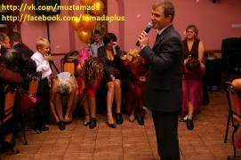 Жива музика і Тамада на весілля у Києві